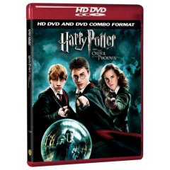 Harry Potter HD DVD