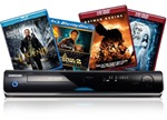 Amazon Blu-ray HD DVD Deal