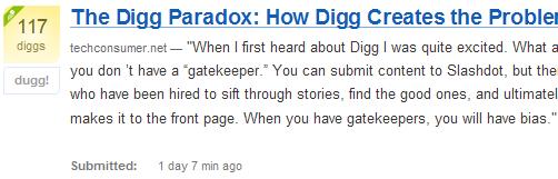 Digg TechConsumer